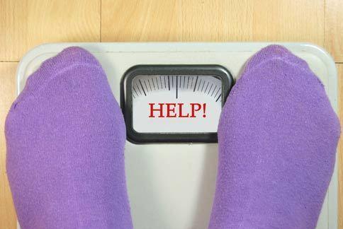 許多人害怕面對體重的真相,拒絕踏上體重計測量。