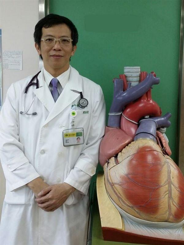 周柏青醫師表示,想要確保心臟健康,最好的方法就是控制好血壓。