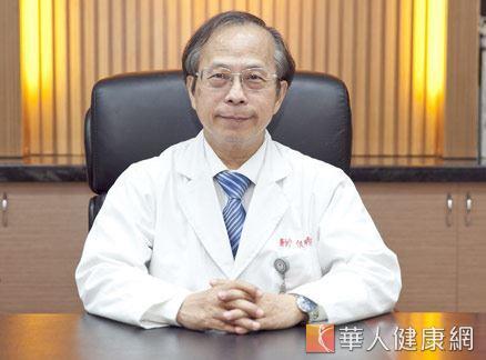 侯明鋒院長呼籲,乳癌病人一定要勇敢地接受治療,千萬不要輕言放棄。(攝影/江旻駿)