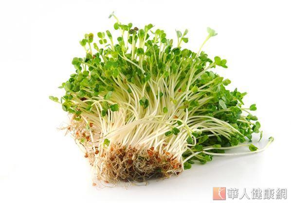 綠豆芽的維生C含量,竟然是蔬菜中的冠軍!