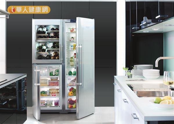 直冷冰箱控制电路图