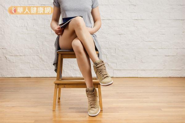 膝盖结构模式图