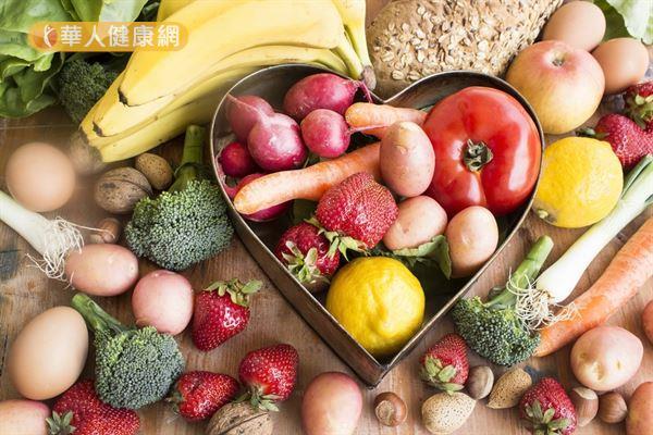 「營養均衡」才是維持心臟健康的最重要飲食之道。