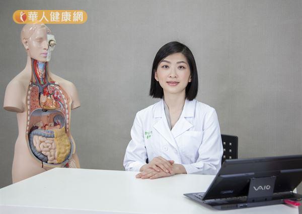郭庭均醫師表示,目前,手術還是被視為有機會治癒胰臟癌的最主要方式。(攝影/江旻駿)