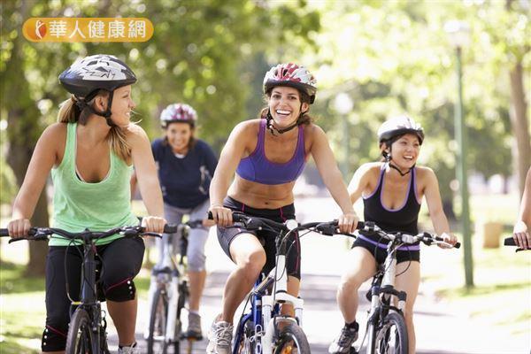 養成規律運動的習慣,可以提升陽氣和促進腸道蠕動。