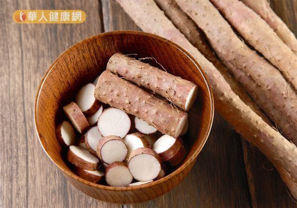 補充天然雌激素,建議攝取山藥或天然薯蕷皂素Diosgenin(DHEA)補充品,當作日常保養。