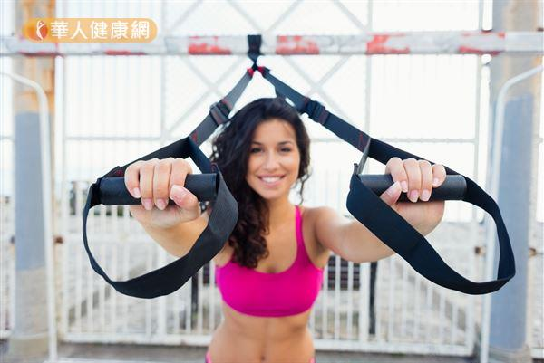 TRX懸吊式阻抗訓練是近年來特別受到健身族喜愛的訓練方式。