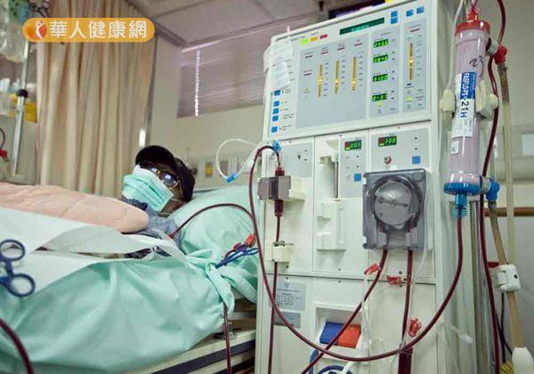 台灣腎臟病發生率世界第一,不僅洗腎人口高居不,更儼然成為「新國病」。