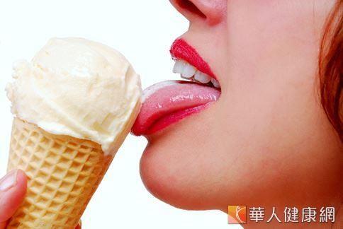 吃冰之前先了解自己的體質,以免不節制,冰吃多了,臉卻花了。