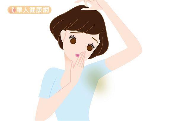 透過正確飲食調理,有助於趕走惱人體臭。