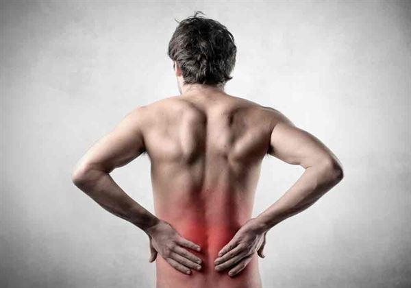 椎間盤突出是一惱人疾病,常因運動不當引起下背疼痛。