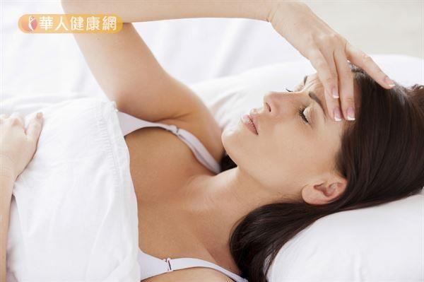 擁有充足的睡眠,身體新陳代謝正常,才能順利減重。