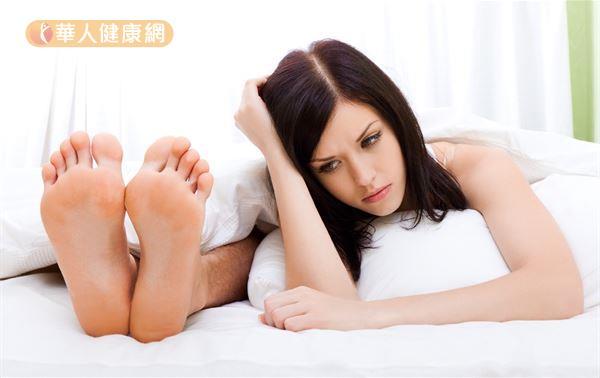 性交疼痛是指性交時出現劇烈疼痛,並在以後的性交中反覆發作。