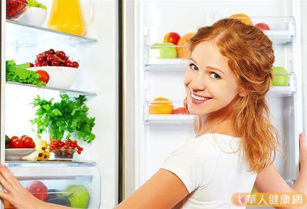 讓家裡的冰箱變成「瘦身冰箱」,有重要3步驟。