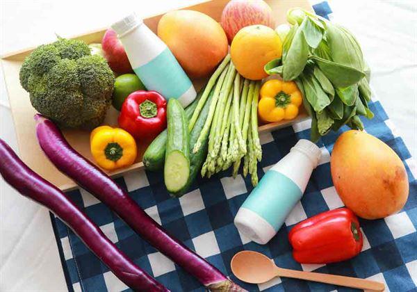 營養師強調,規律定時攝取好菌,可促進腸道健康。(圖片提供/千禧之愛健康基金會)