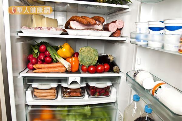 食用前不會再經過加熱烹調的食物,只要冰箱溫度上升,就建議丟棄不再食用。