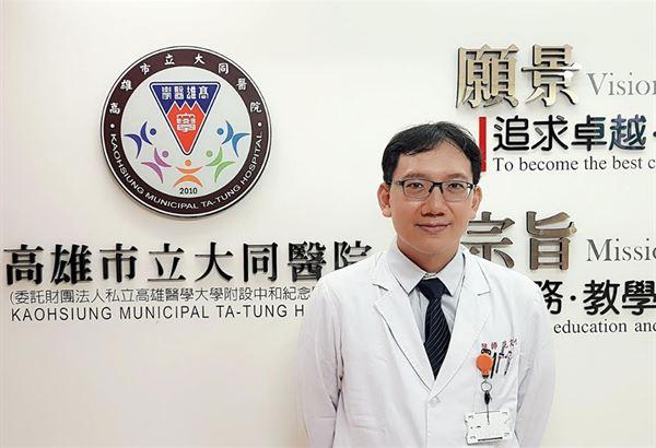 高雄市立大同醫院胃腸及一般外科主治醫師范文傑表示,一旦RAS基因檢測結果是無突變,使用標靶藥物後可縮小腫瘤再手術切除,治癒病灶。(圖片提供/范文傑醫師)