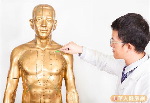 進行益膚操,可運用按摩、敲打肺經經絡來活化肺經功能。