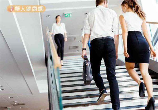 除了自己身體力行外,堀井貴史董事長表示,為加強民眾愛護自身健康的意識,近期公司內部也跟著國健署「每天1萬步,健康有保固的」口號,鼓勵員工多多步行、提升運動量。