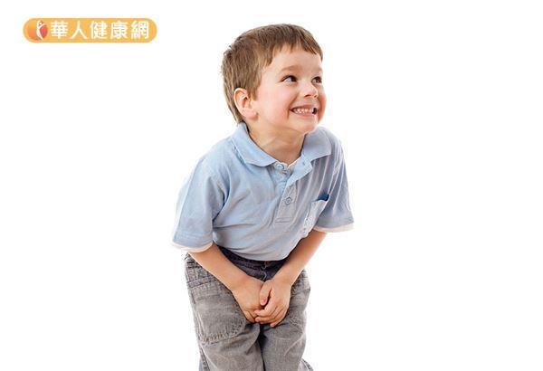 日間頻尿症好發於學齡兒童,尤以4至6歲為高峰。