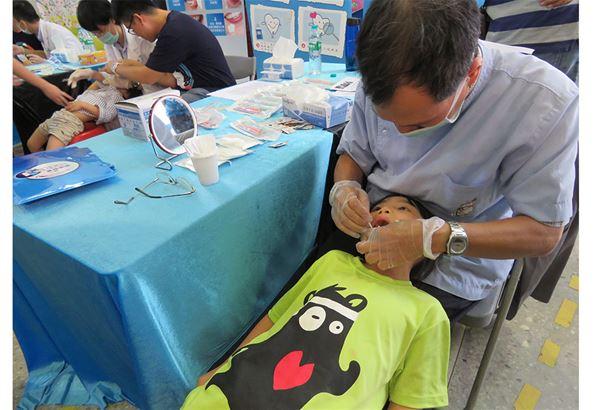李楊鈞醫師表示,齲齒已經是兒童期最需重視的慢性疾病之一,不可輕忽。