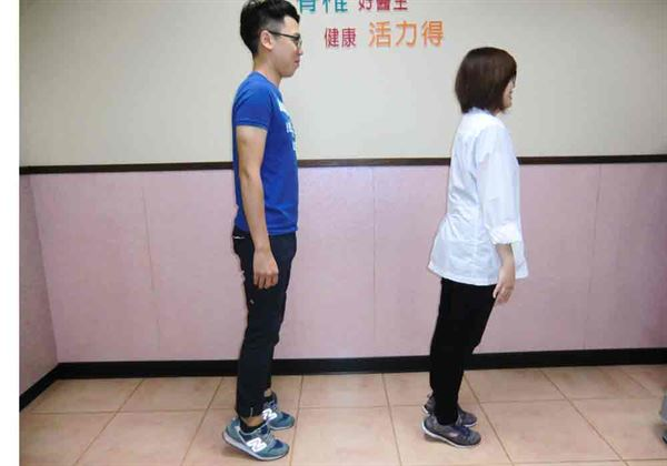 第三招/訓練小腿後肌群運動。(圖片提供/活力得中山脊椎外科醫院)