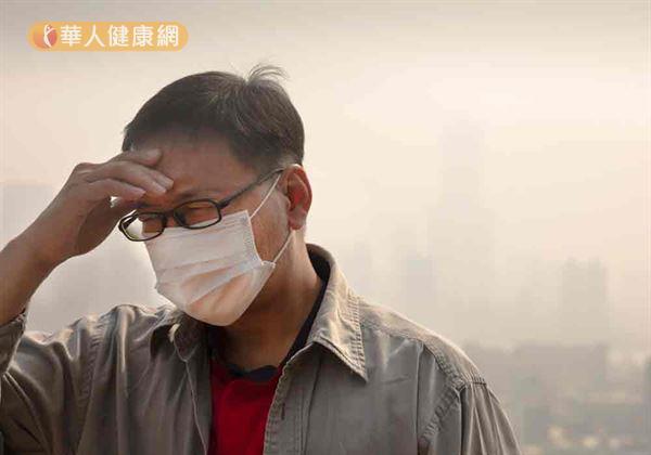 近年中南部空氣汙染嚴重,尤其細懸浮微粒PM2.5更是導致過敏及鼻塞惡化的隱形殺手。