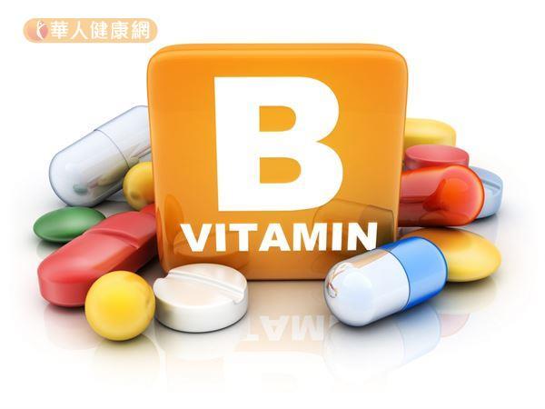 維生素B群是一種協助酵素代謝營養素的輔酶,可以將吃下肚的營養素轉換為身體所需的能量。