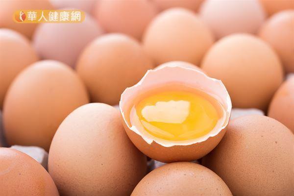 雞蛋特別是蛋白質方面,幾乎提供了全部人體正常生理代謝所需的氨基酸種類,故被譽為一種「完整蛋白質食物」