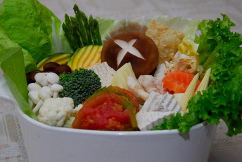 蔬菜水果中的维生素A、维生素B群及具有抗氧化能力的维生素C,都是