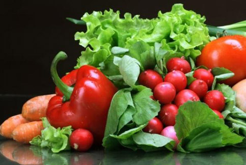 每天攝取7份蔬菜水果,可以維持好心情。(圖片/取材自紐約《每朝新聞》)