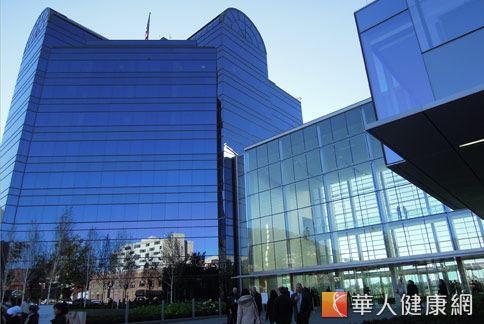NU SKIN如新集團斥資1億美元進行創新中心擴建計劃。(攝影╱黃曼瑩)