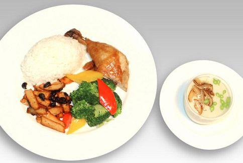 午餐之二(圖片提供╱如新公司)