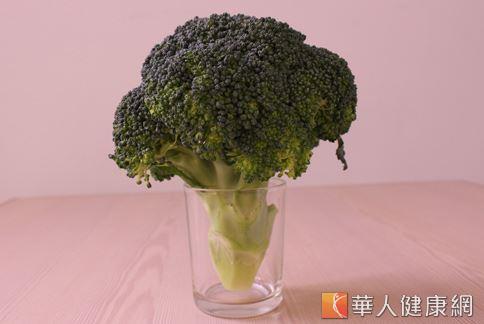 十字花科蔬菜有良好抗氧化作用,是首推防癌健康食物。(圖片/華人健康網)