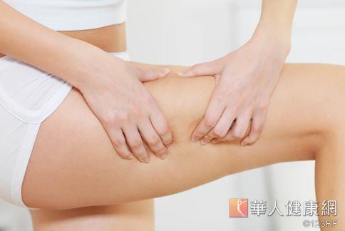 大腿、屁股是最容易產生橘皮組織、形成脂肪的地方,也是女性們的大煩惱。