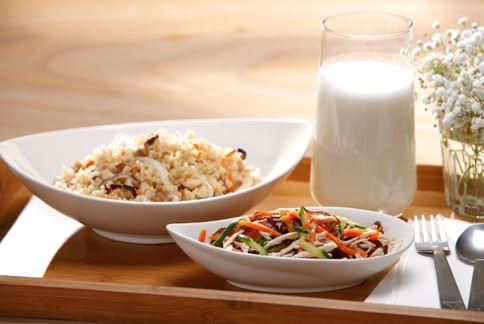 從三餐飲食就開始打造小朋友「勇健」的體質,就能減少過敏症狀發作就醫的機會。