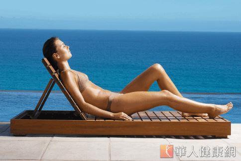 夏季炎熱,許多女性穿上清涼比基尼秀身材,但若橘皮現身,恐破壞美感。