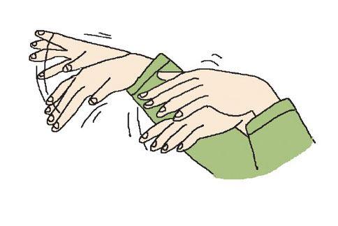手指、手腕的運動2