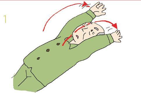 肩部運動1