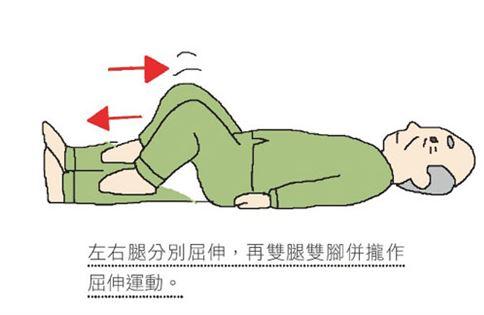 腿、膝蓋、髖關節運動2