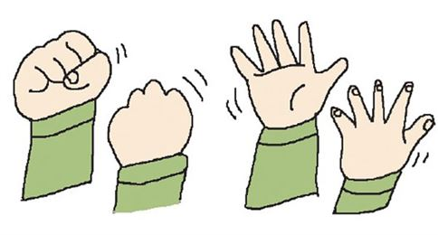 手指、手腕的運動1