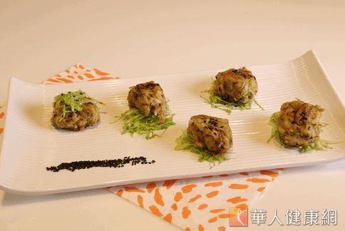 圖為牛蒡蔬菜豆腐渣。(攝影/洪毓琪)