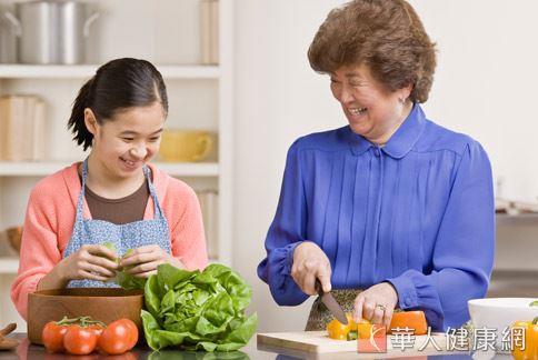 吃烤肉,最忌諱肉多、蔬果少!蔬果好處多,中秋節別忘多攝取。