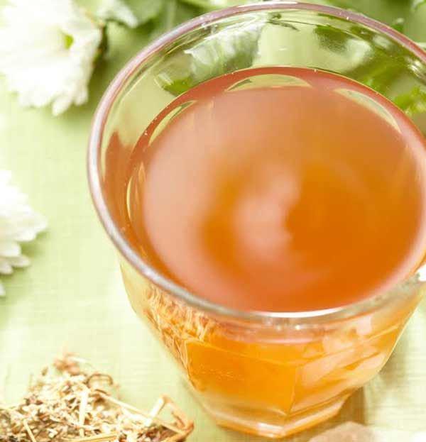 濕熱型肥胖的人,推荐喝清涼消脂茶。