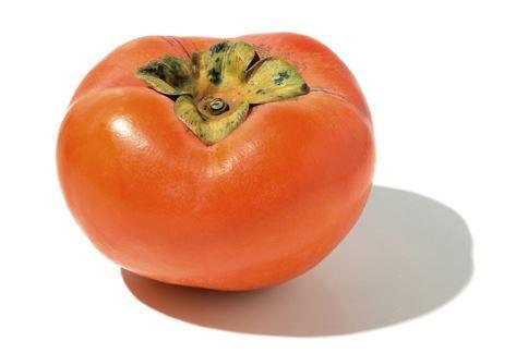 柿子味甘性寒,能消熱去煩、止渴生津、潤肺化痰。