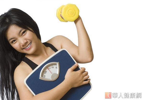 對正在與體重計拔河的女性而言,減重可說是一場「長期抗戰」!