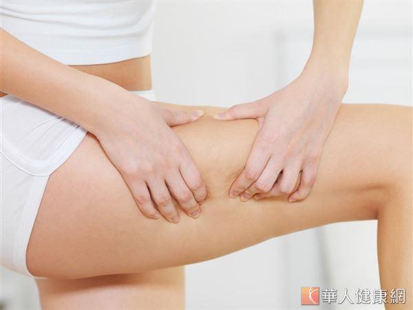 想要擁有穠纖合度的美腿,除了消脂去水腫,還要保持一定的肌肉量。