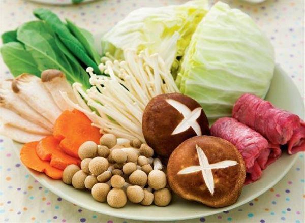元氣蔬菜小火鍋。(圖片提供/趙函穎營養師)
