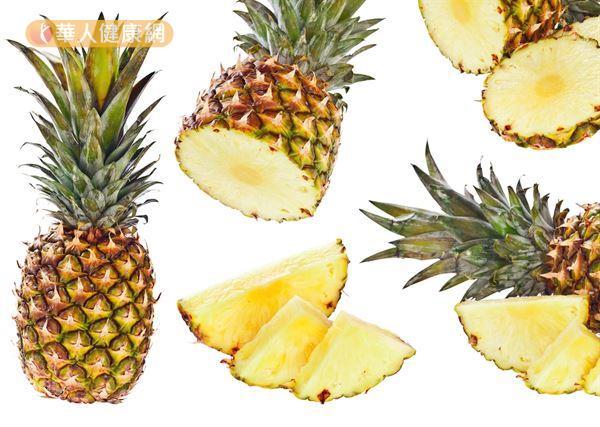 富含自然甜味的鳳梨很適合入菜,建議料理前可先烘烤,口味會更加香甜。