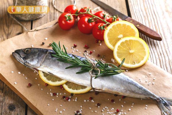 想要攝取Omega-3脂肪酸,鯖魚是個很好的選擇。